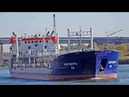 В Керченском проливе из за моста сел на мель российский танкер