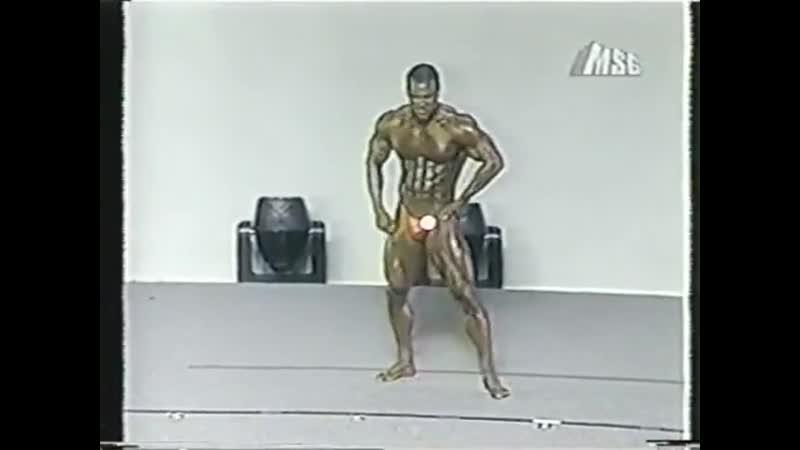 Joe Pacello 90s bodybuilder