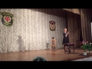 Выступление молодежного театра Ихтис. Постановка миниатюр по Тэффи