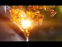 Ванда уничтожает камень разума Мстители Война Бесконечности