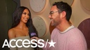 Kim Kardashian Dishes On Building Her KKW Beauty Empire If She'll Ever Stop Going Nude | Access