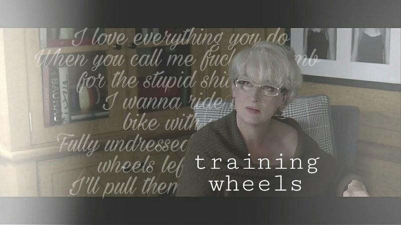 Mirandy   Training wheels