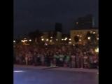 Полина Гагарина рассказала, что ждет фонтаны на Советской площади Воронежа