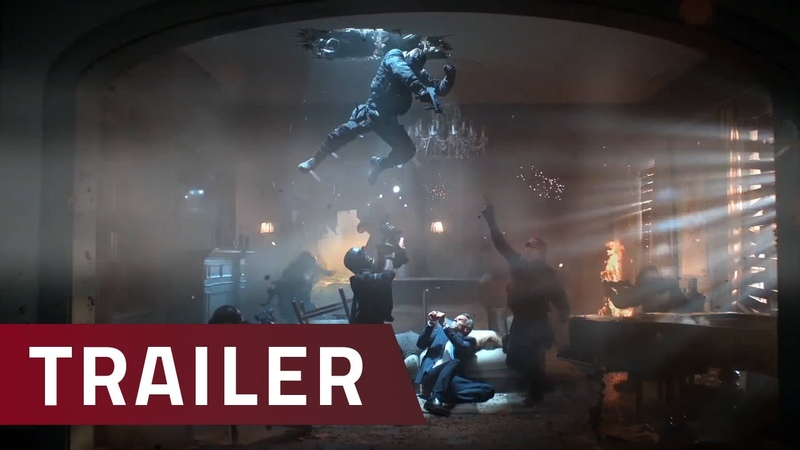 Tom Clancy's Rainbow Six Siege - Live-Action-Trailer