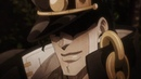 Jotaro's Yare Yare Daze with smile