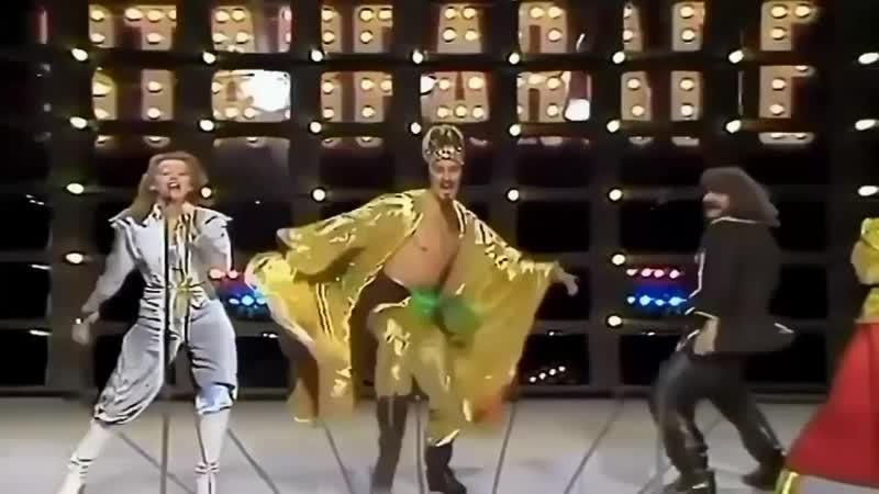 Dschinghis Khan на русском (Svetik группа Кандалакша)
