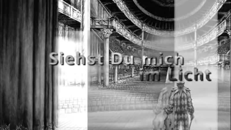 Lacrimosa - Siehst Du mich im Licht (Official Video)
