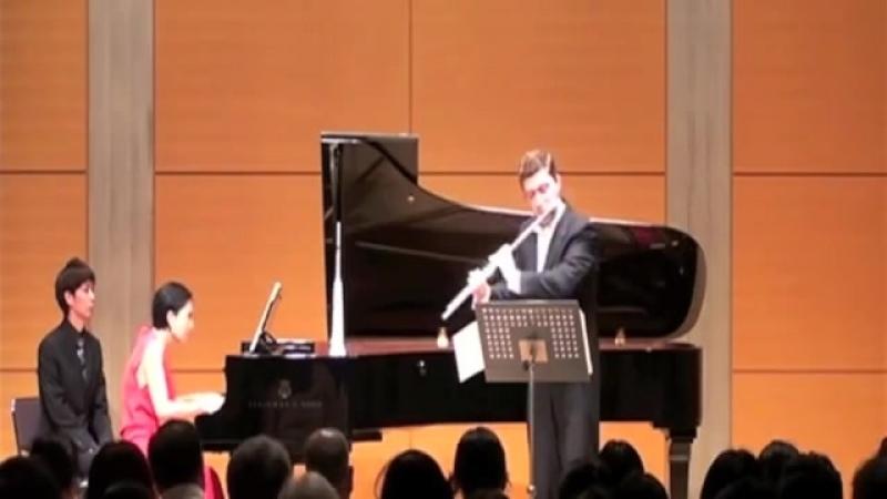 F. Schubert Sonata in A minor Arpeggione D 821. I. Allegro moderato