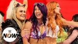 #SBMKV_Video Superstars react to first all-women's PPV WWE Now