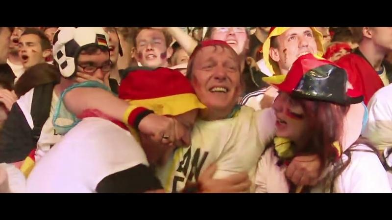 EHRE WEM EHRE GEBÜHRT - WM 2018 (Offizielle Fußball WM Hymne von KRÄHE)