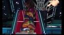 Anitta virou a cadeira apertando o botão com a bunda e deu de cara com padre.