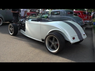 2018 Back To The 50's Best Ford In A Ford - Hot Rod Network