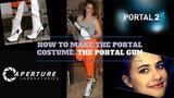 How to make the Portal Gun Character Cosplay Chell Amethyst's Corner