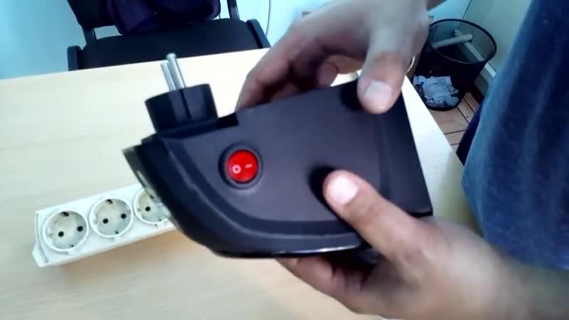 Компактный и мощный обогреватель Handy Heater-ДК