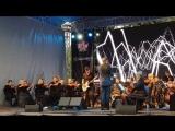 Симфоническое КИНО и Юрий Каспарян (19.08.18)