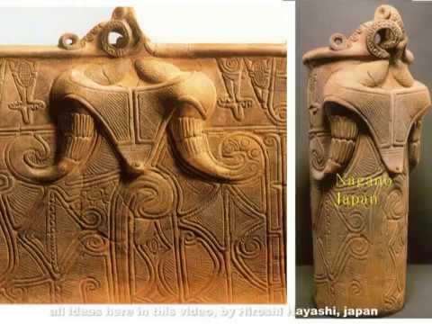 2095(3)Haniwa, Japanese Ceramic Figures with Guns銃をもった日本の埴輪by はやし浩司Hiroshi Hayashi