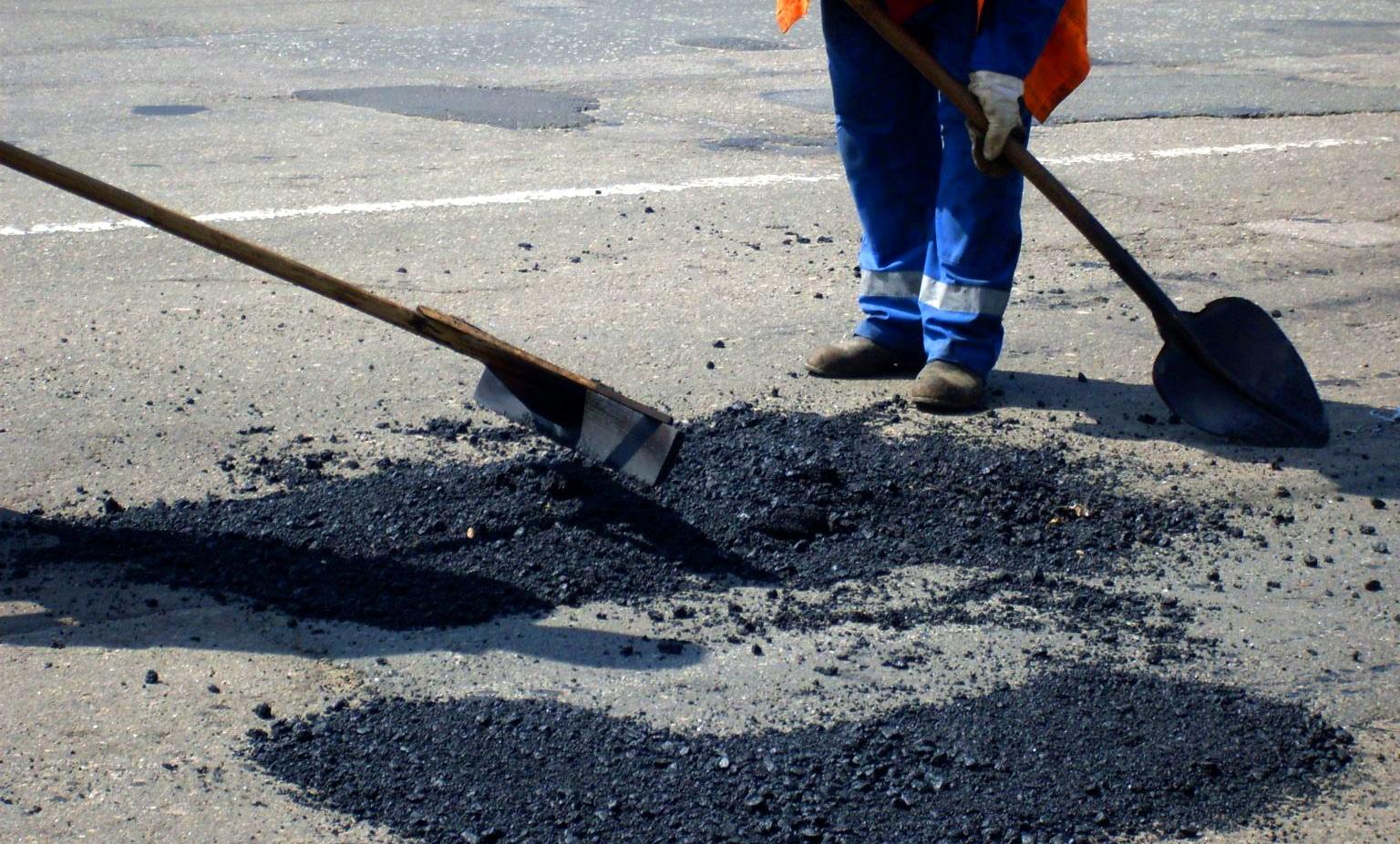 В деревне Малое Василево Кимрского района отремонтировано дорожное покрытие