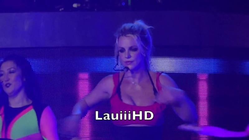 Britney Spears - Boys - Live in Sandviken, Sweden 11.08.2018 FULL HD