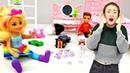 Игры Барби - Челси одна дома. Играем в куклы - Видео для девочек