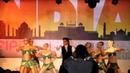 Shahrukh khan Ra one chammak challo akon bollywood live show performance zenith dance troupe company