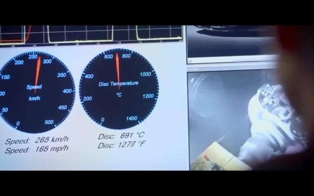 Braking at 300 km/h · coub, коуб