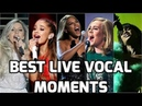 Female Singers : Best Live Vocals | Top Greatest Live Musical Performances