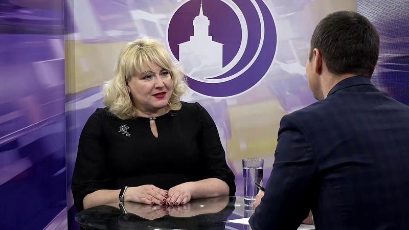 Гость - Татьяна Удинцева, начальник управления образования администрации города