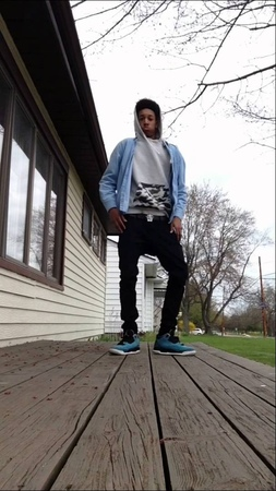 AyoTeo   Miguel Do you (Cashmere Cat) Freestyle   2015
