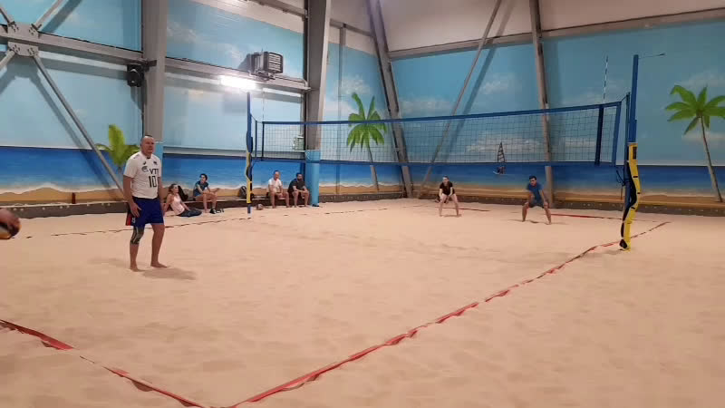 Игровой день Клуба пляжного волейбола BVC среди категорий Любители и Продвинутые любители 9.12