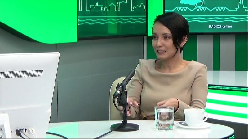 Гость на Радио 2. Марина Баена, детский психолог городской психологической службы Психологи.