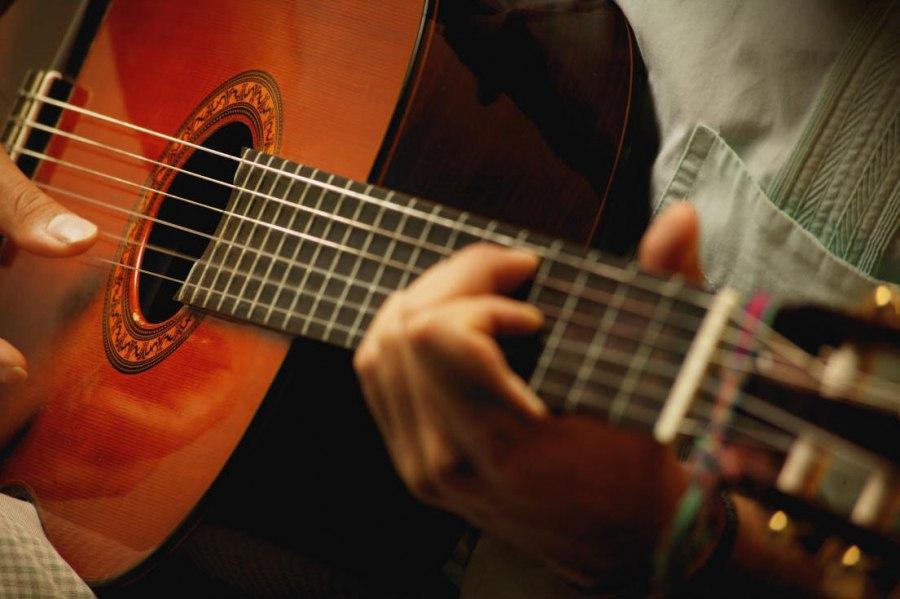 В библиотеке на улице Правды выступит бард-гитарист Владимир Фурманцев