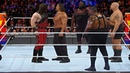 The Monster Kane destroys The giant Monsters - Great Khali, Big Show, Big Daddy V, Mark Henry