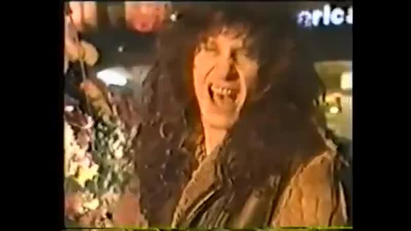 PAGANINI - Berlin By Night 1985 (Promo Video)