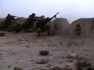 SBS combat in qala i jangi