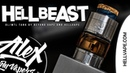Hellbeast Tank l by Beyong Vape and Hellvape l Alex VapersMD review 🚭🔞