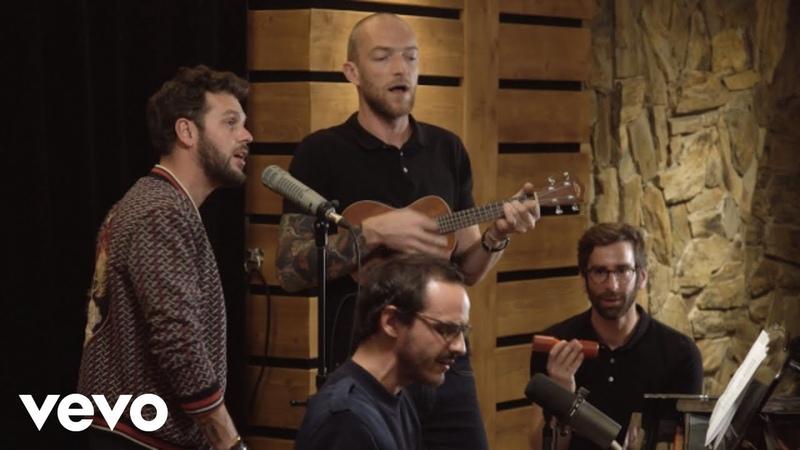 Claudio Capéo - Et toi (live acoustique avec Boulevard des airs)