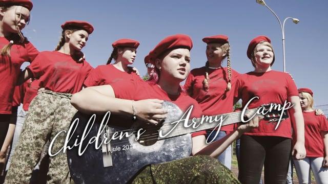 Children's Army Camp