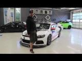 Эпизод 9 - VW scirocco - фольксваген сирокко для 24вых гонок