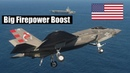 US Navy Aircraft Carriers Are Getting a Big Firepower Boost Thanks to the F 35
