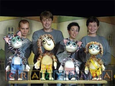 В «Родничке» на Юннатов показали спектакль «Гуси-лебеди»