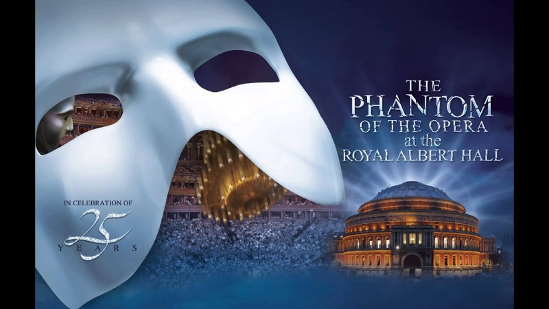 The Phantom of the Opera (sung by Sierra Boggess and Ramin Karimloo)