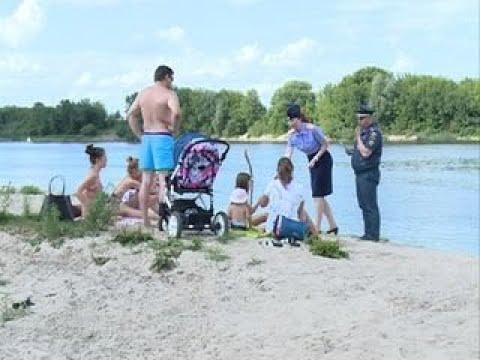 Вести-Рязань. Спасатели патрулируют реки - Вести 24