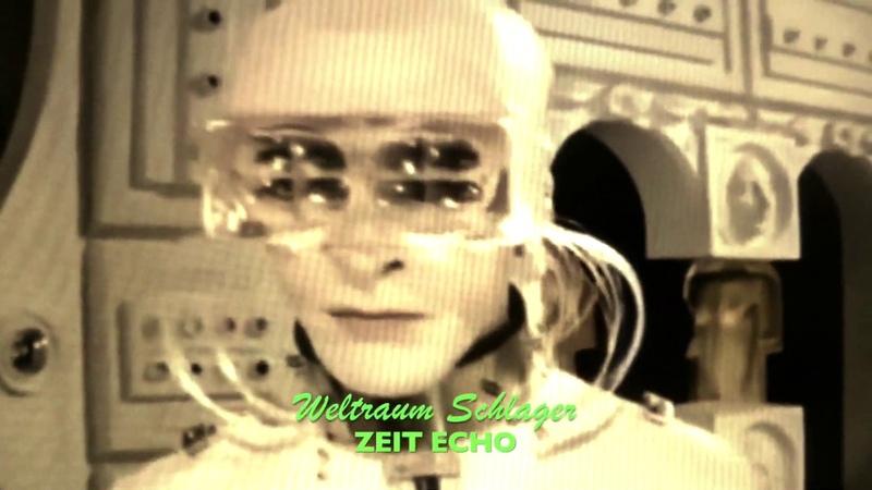 ZEIT ECHO Weltraum Schlager