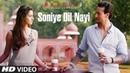 Soniye Dil Nayi Video Song Baaghi 2 Tiger Shroff Disha Patani Ankit Tiwari Shruti Pathak