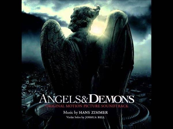 God Particle - Angels And Demons Soundtrack - Hans Zimmer