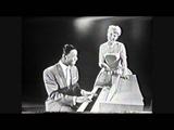 Crazy Rhythm- Nat King Cole &amp Patti Page - 1958