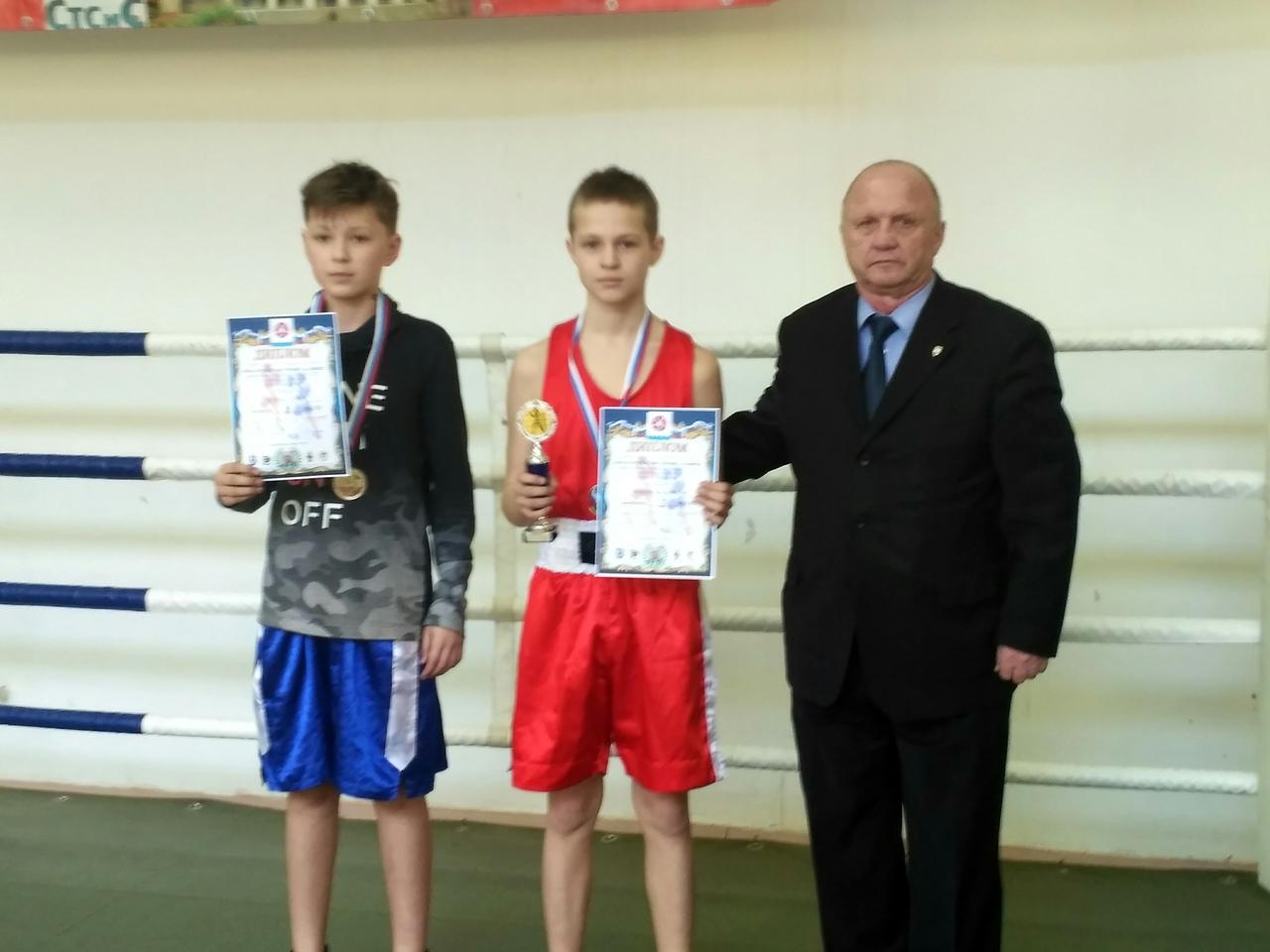 турнир по боксу памяти Маковеева 2019