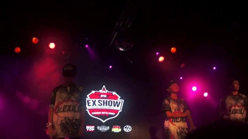 EX Show 2015 - Jr. Exile from Project TARO