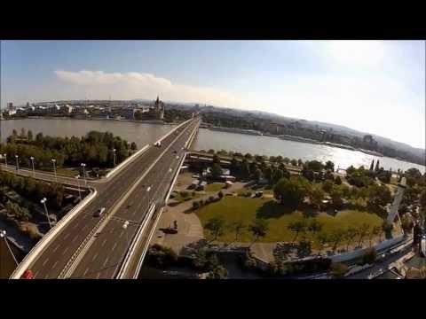 Wien aus der Luft Vienna from the Air