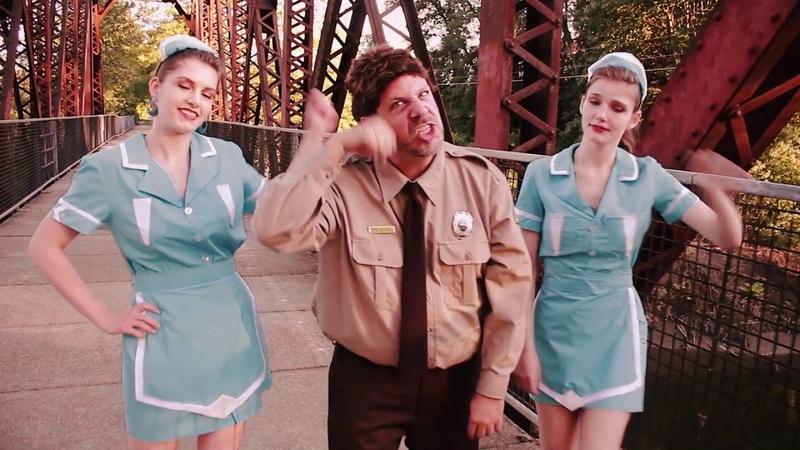 CHAD Music Video Twin Peaks Satire
